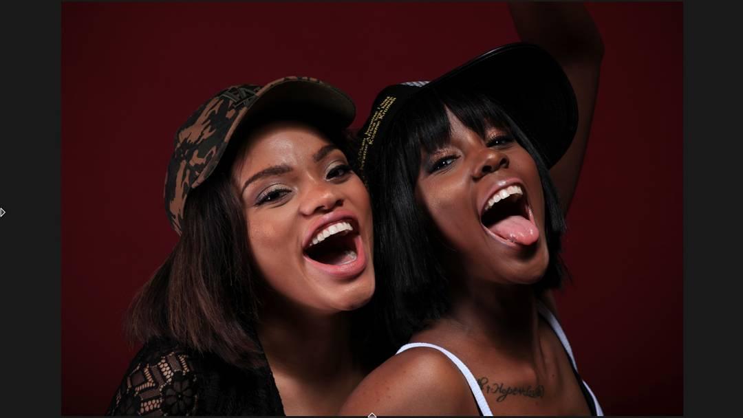 Thuso Mbedu and Makgotso M friendship goals (Photos) - Ghafla ...