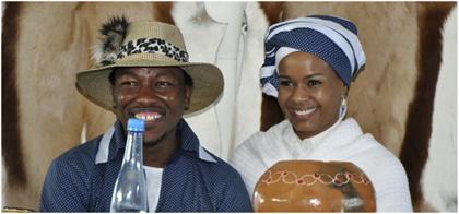 Tsholo Matshaba loses husband