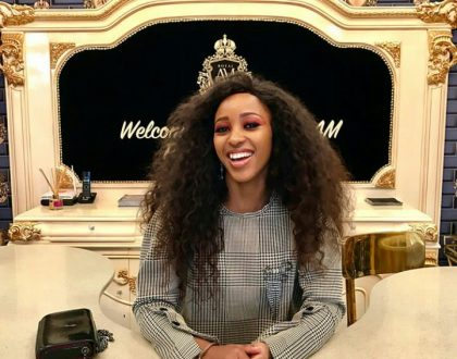 An update on Sbahle Mpisane's health