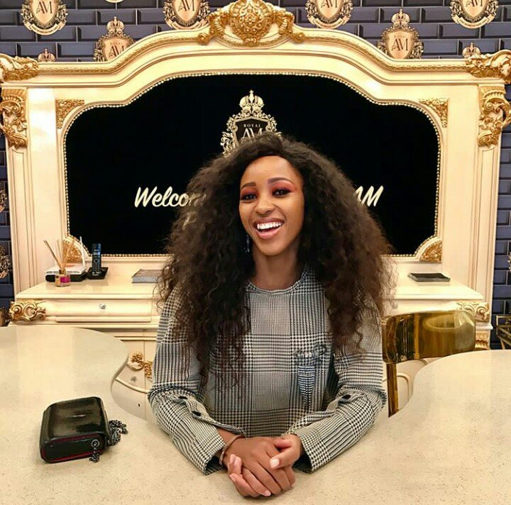 Sbahle Mpisane opens up about her accident