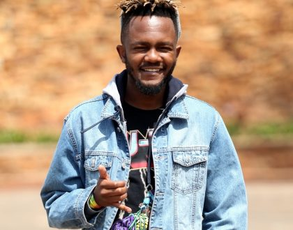 Kwesta Makes Announces Rick Ross Visit