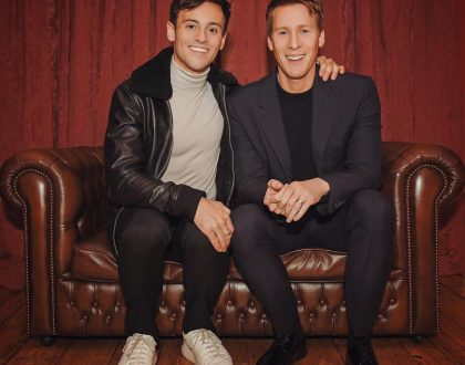 Gay couple Tom Daley and Dustin Black expecting first child
