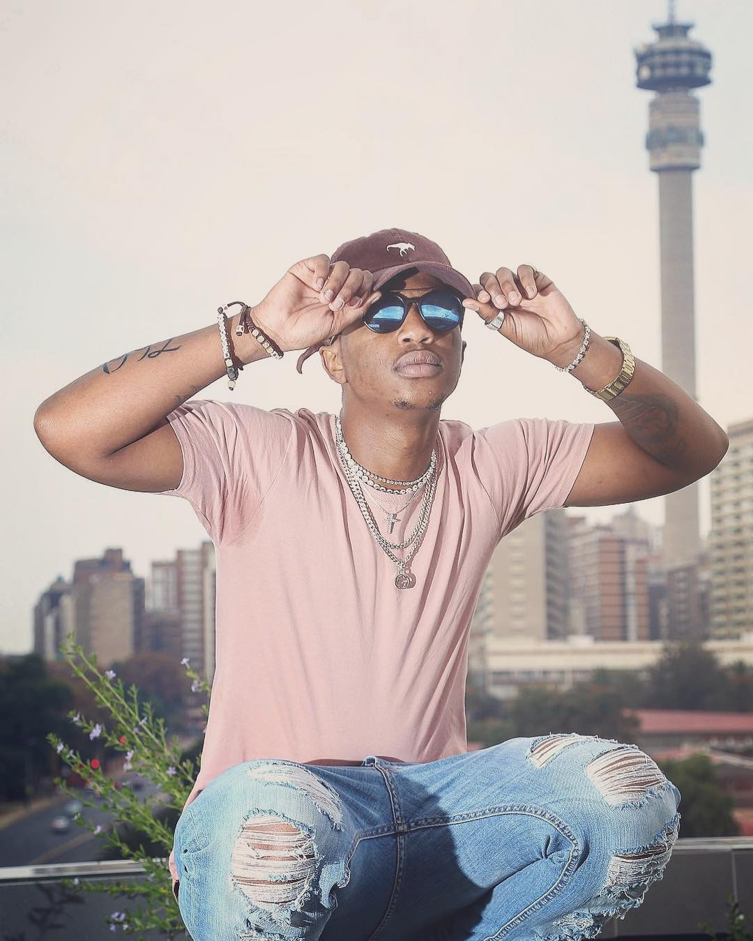 Emtee reveals he doesn't consume Alchohol