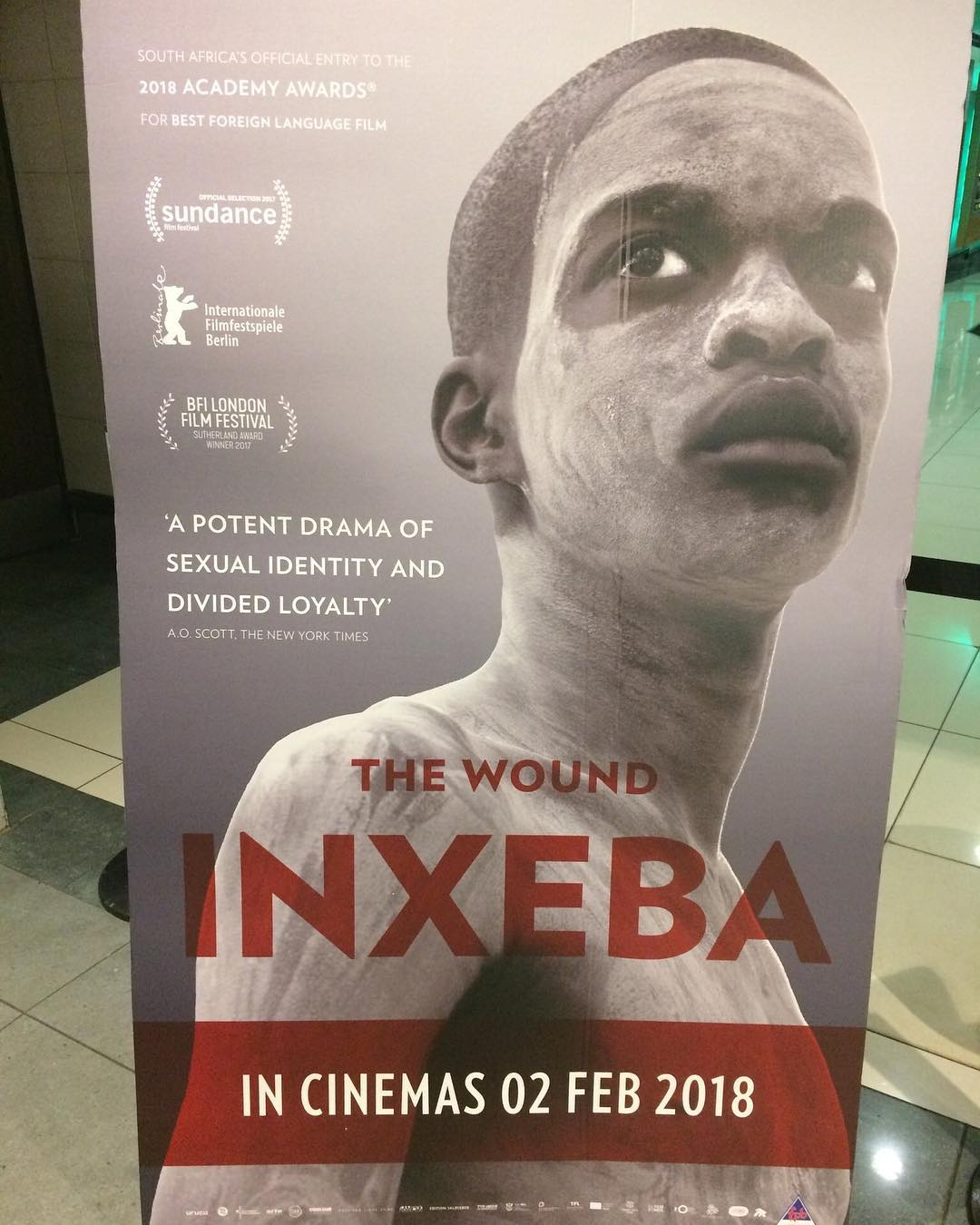 Inxeba Producers Ask Court to Intervene in Porn Rating Matter