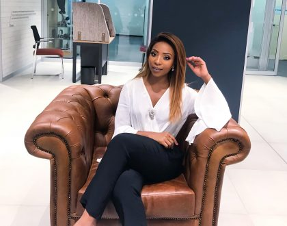 Pearl Modiadie's tweet sparks unexpected reaction