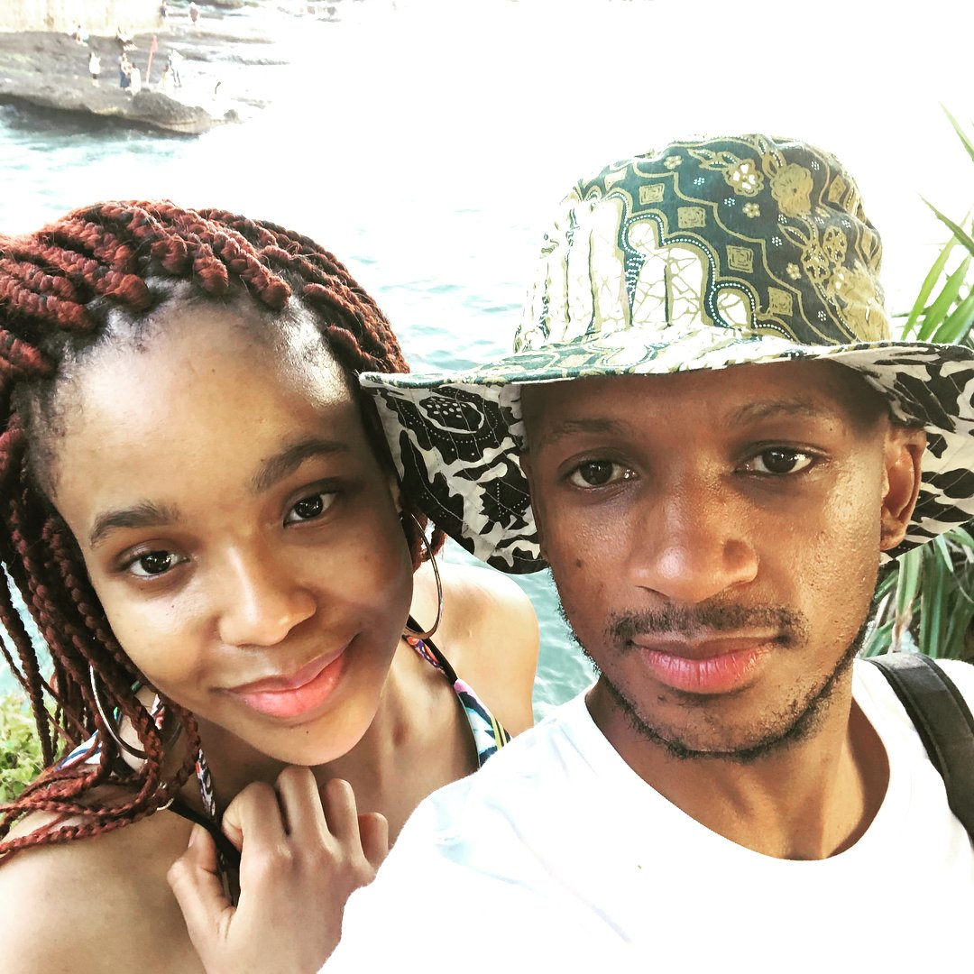 Psyfo and girlfriend take Bali (Photos)