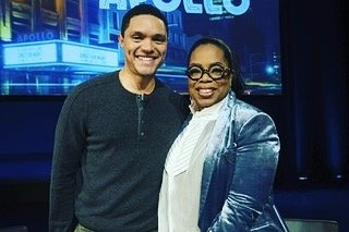 Trevor Noah gets himself SuperSoul interview with Oprah