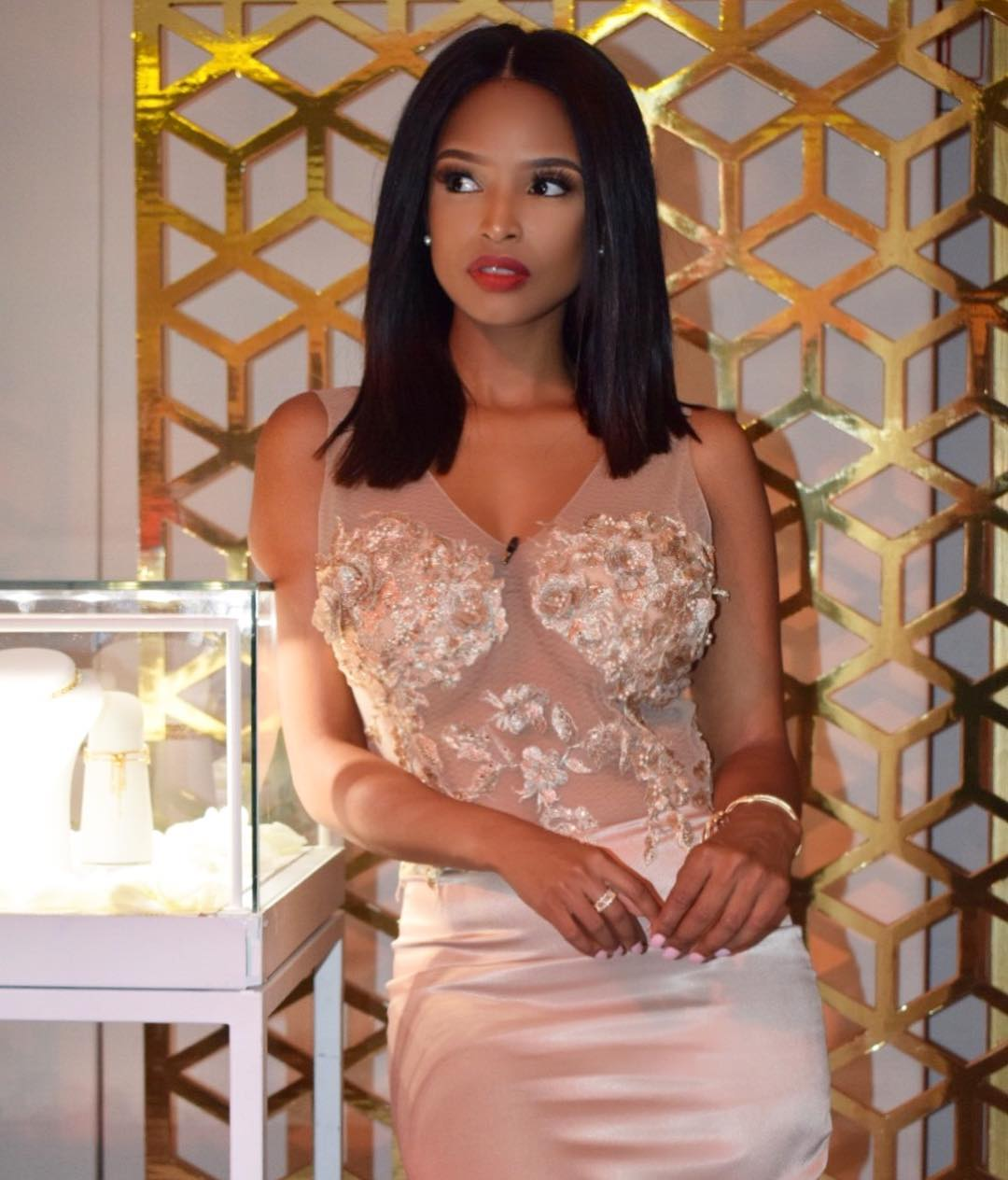 Ayanda Thabethe hits one million followers on Instagram