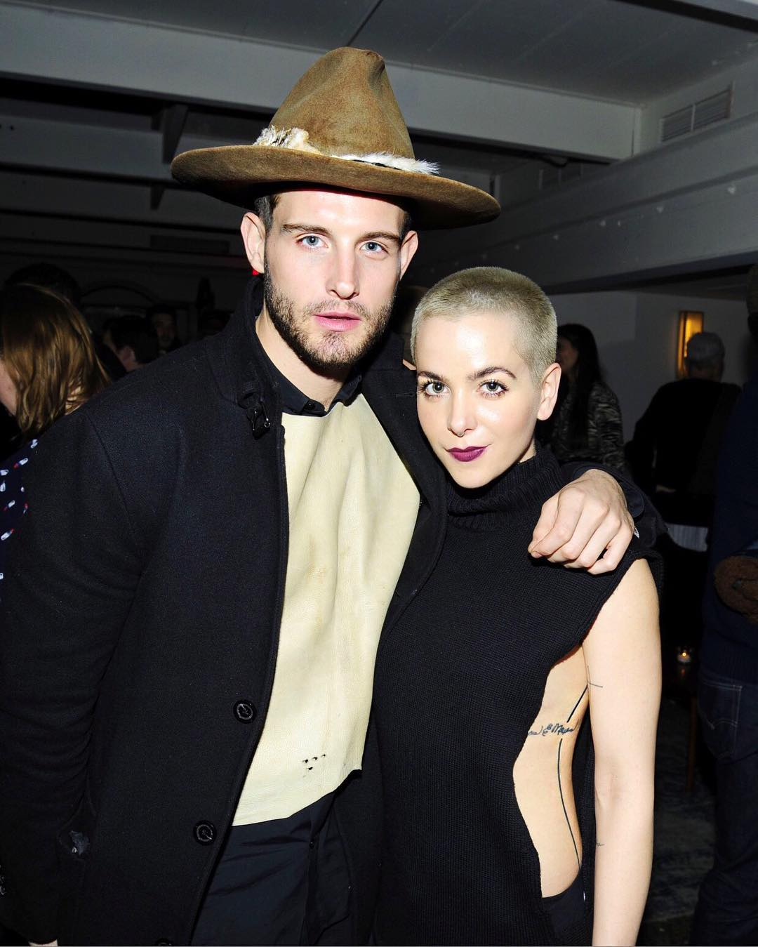 Actor Nico Tortorella marries partner Bethany Meyers (Photos)