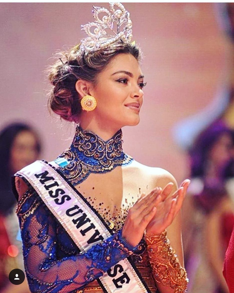 Demi-Leigh Nel-Peters stuns at Indonesia pageant (Photos ...