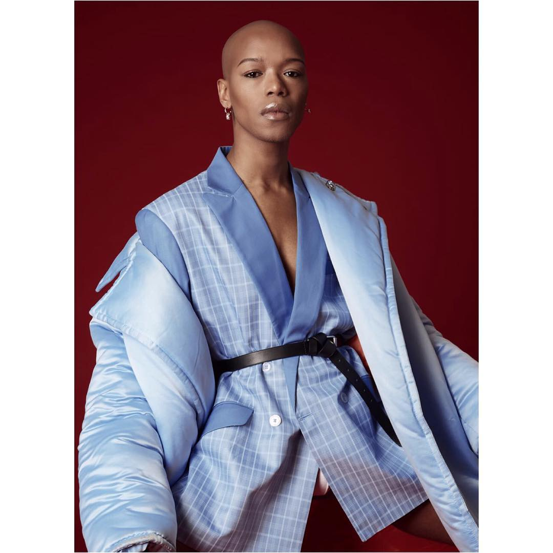 Madona Recognizes Nakhane