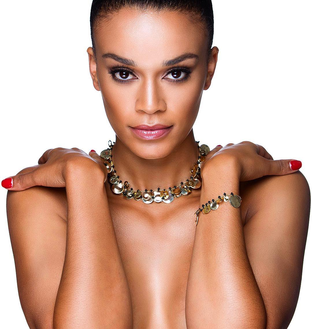 Pearl Thusi gets emotional talking about DJ Zinhle (Video)