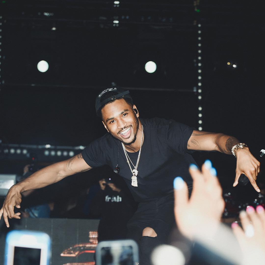 Trey Songz arrested after alleged domestic violence