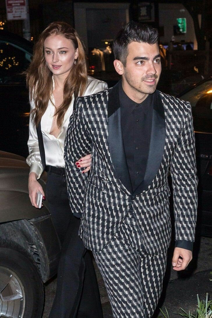 Sophie Turner and Joe Jonas add a new member to their family (Photo)