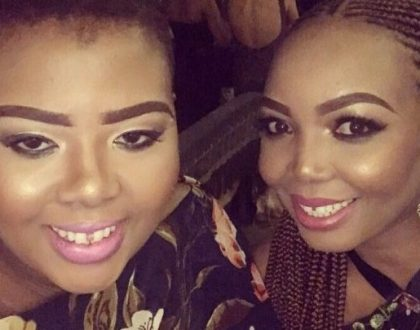 Thembisa Mdoda comes to Anele's defence