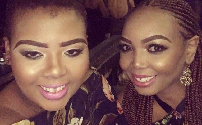 Thembisa Mdoda comes to Anele's defence