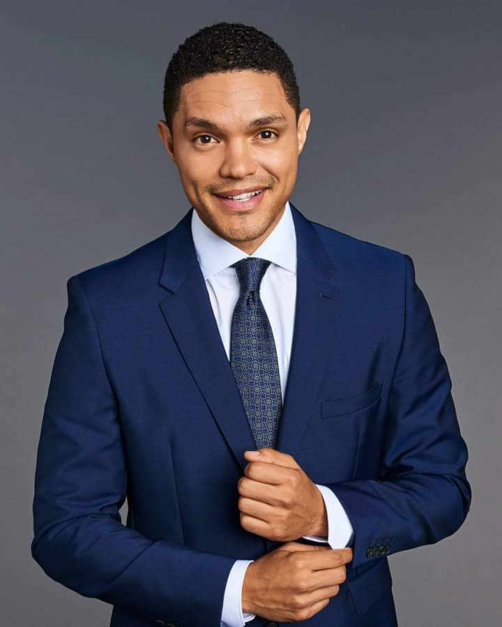 Trevor Noah attends Miami Halloween party