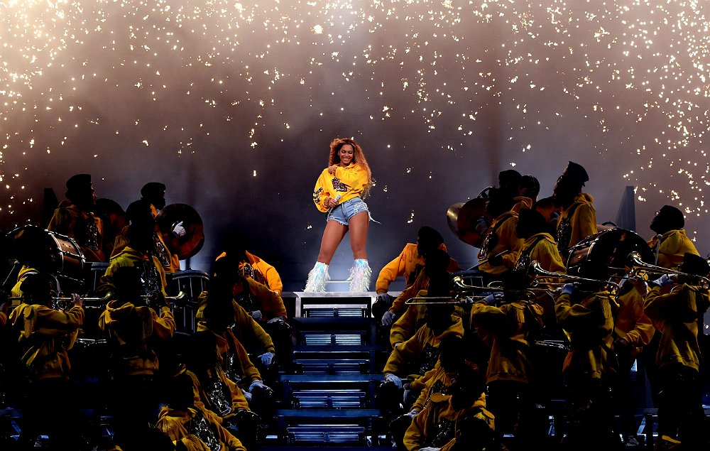 Beyonce's debut Coachella performance pays tribute to Afro, Caribbean legends