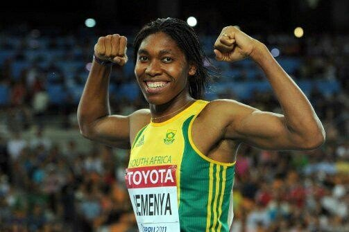 Caster Semenya gives stunning performance in Paris