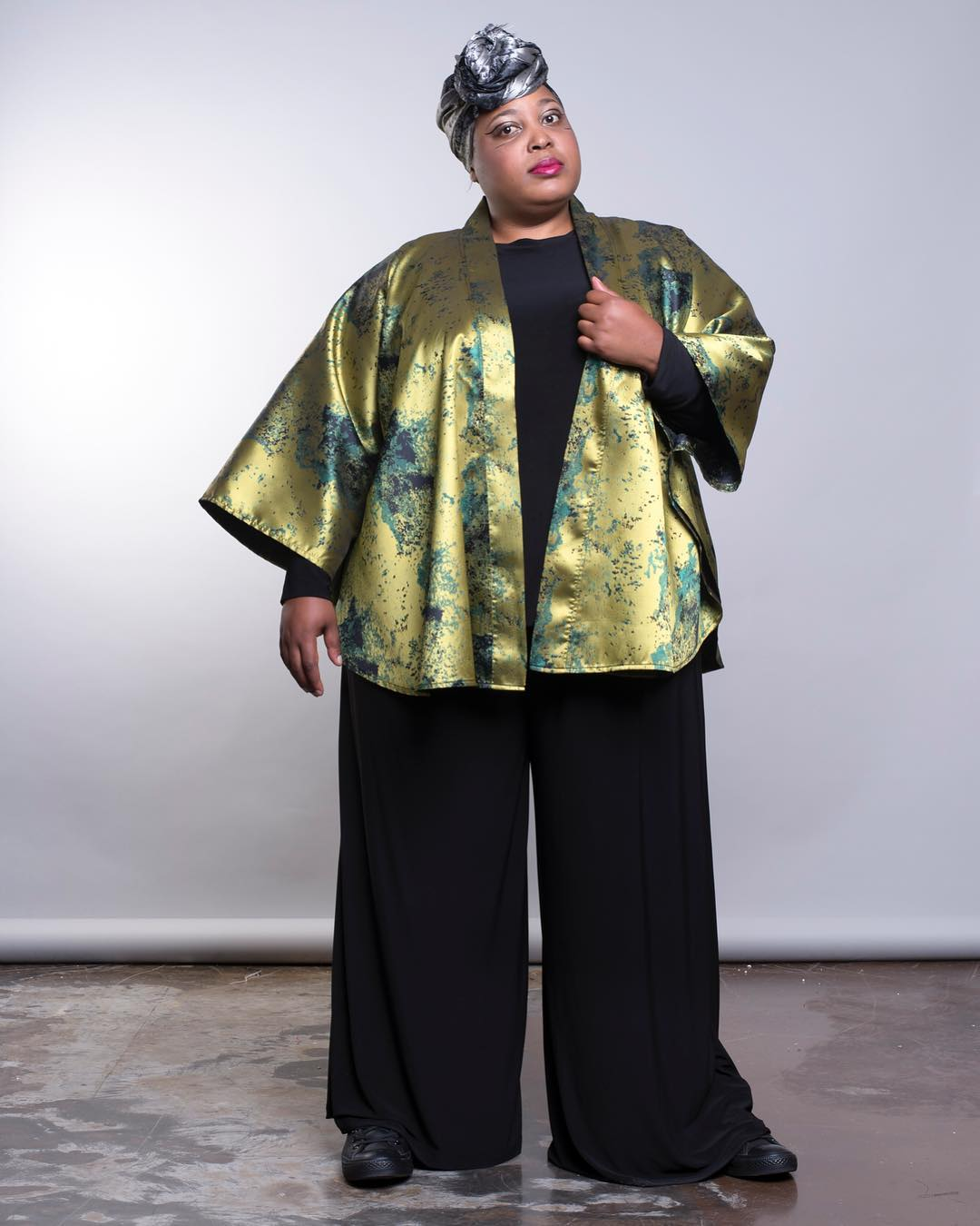 Zola Nene speaks food and journey on Wedding Bashers