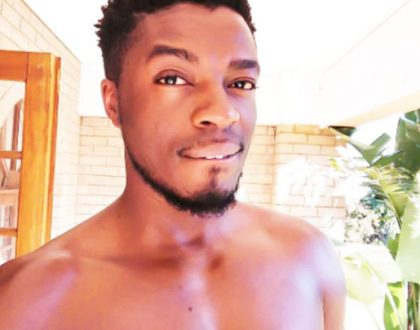 Aaron Moloisi causes social media frenzy with controversial photo