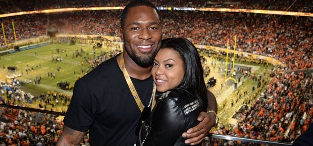 Taraji P Henson gets hitched