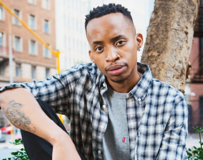 Musician Tshego opens up on battle with depression