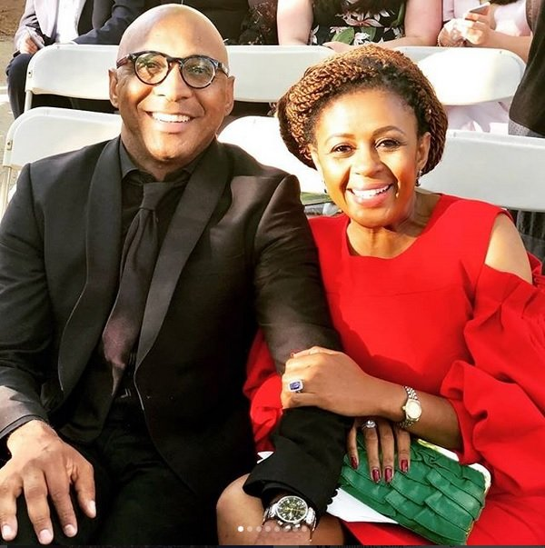Basetsana and Romeo Kumalo celebrate 18 years of marriage