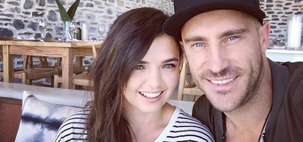 Faf du Plessis and wife enjoy Bali vacay (Photos)
