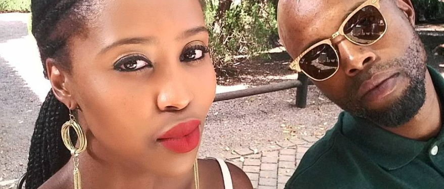 Thapelo Mokoena and Wife are expecting a new addition to their family (Pics)