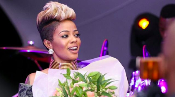 Zandie Khumalo speaks on her relationship