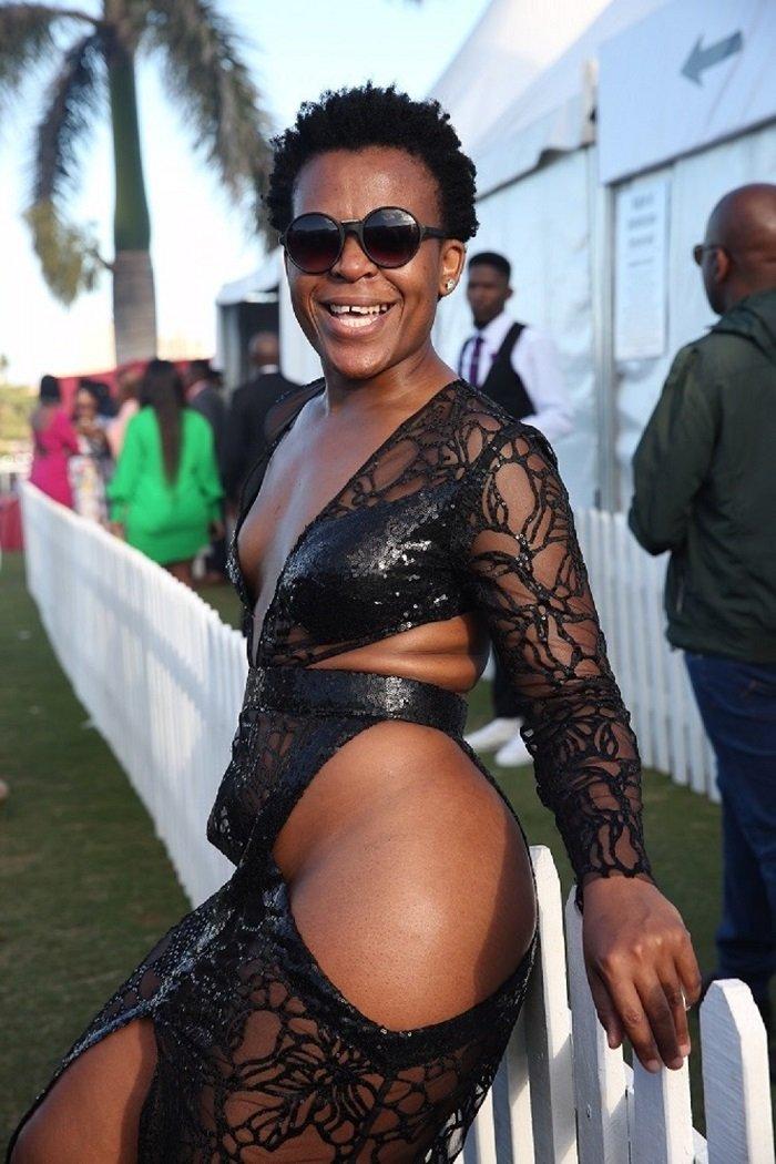 Zodwa wa Bantu defends her Dressing choice