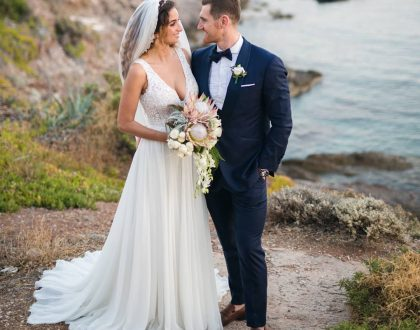 Cameron van der Burgh weds in Greece