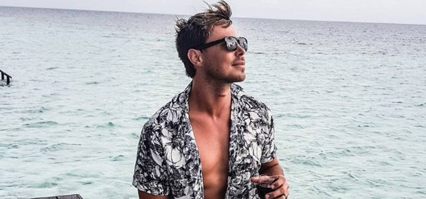 Photos: Bobby van Jaarsveld and family enjoying time in Maldives