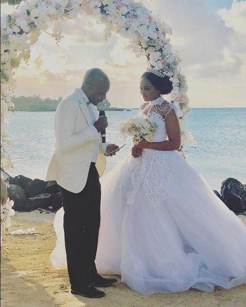 White Wedding Video: Photos: Inside Lebo Gunguluza's White Wedding