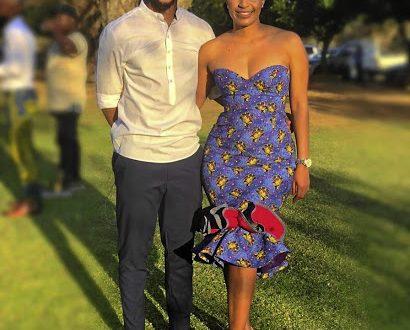 Sizakele Manonga gushes over her beau