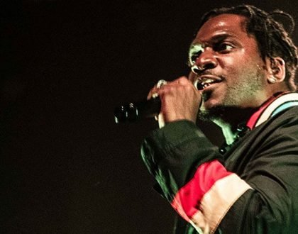 Pusha T reveals who gave him info on Drake's Son