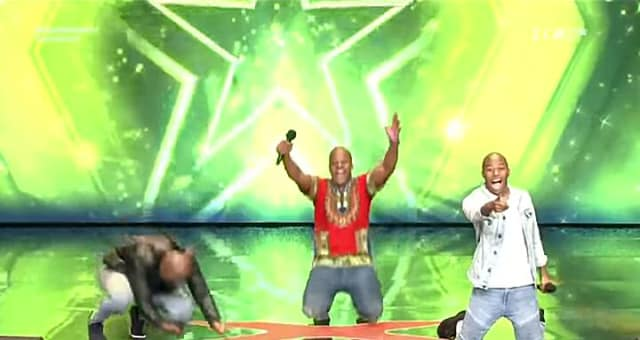 South African group gets a golden buzzer at Greece Got Talent