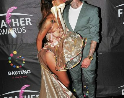 Chad da Don and Kelly Khumalo raise marriage speculations