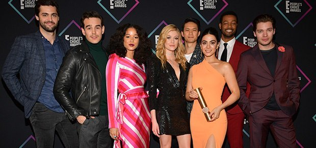 Here are all the winners at the E! People's Choice Awards