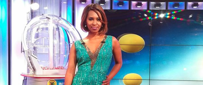 Actress Katlego Danke is looking forward to new year at 40