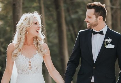 Photos: Lindy Hibbard gets married