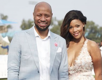 Phat Joe and Palesa Morgan to welcome a daughter