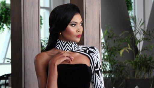 Thulisa Keyi wins the Miss World Design Awards