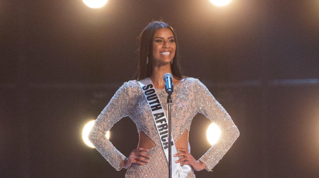 Tamaryn Green Comes 2nd At Miss Universe Pageant