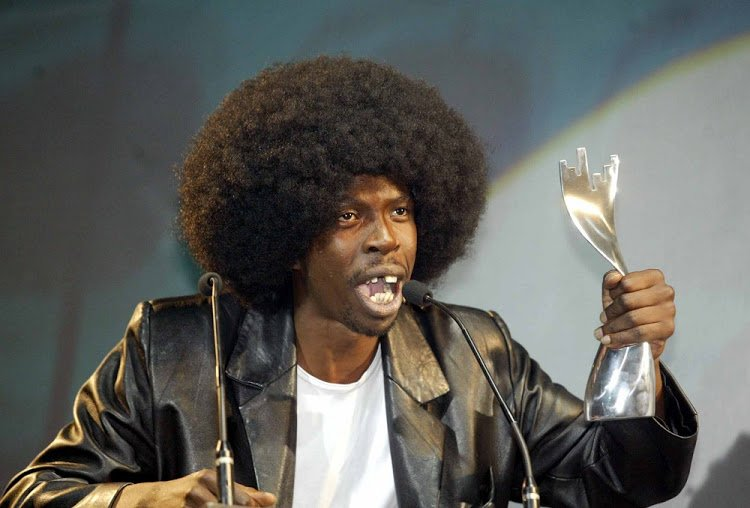 Rapper Pitch Black Afro Arrested