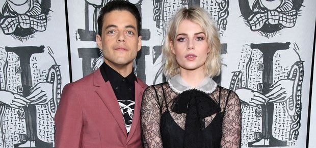 Actor Rami Malek Confirms Relationship with Co-Star