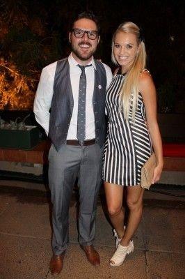 Musician Bouwer Bosch & wife Leandie split