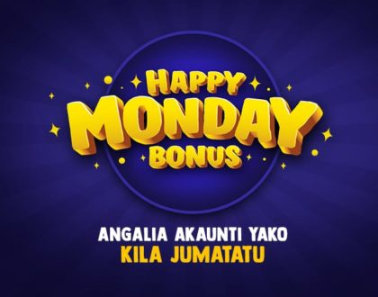 Gaming firm MozzartBet boosts their client's wallet balances every week with an unconditional HAPPY MONDAY BONUS!