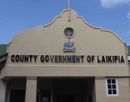 Laikipia County and Co-op Bank in a joint venture to fund over 7000 entrepreneurs through the Laikipia Enterprise Fund